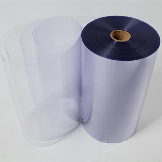 Многослойная пленка PVC/PVDH Image